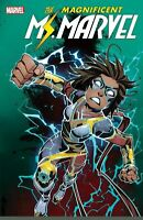 Magnificent Ms Marvel #11 1st Full App Of Stormranger COVER A 1ST PRINT