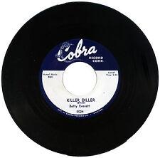 "BETTY EVERETT  ""KILLER DILLER""    CLASSIC R&B    LISTEN!"