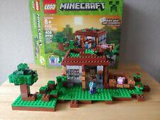 LEGO 21115 Minecraft The First Night