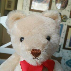 Ltd Ed 1930s replica Hermann Teddy Original Bear Helen Sieverling boxed 13in EUC