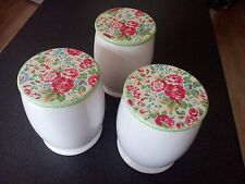 Handmade Ceramic Kitchen Canisters & Jars