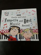 Charlie & Lola - Charlie and Lola's Favourite and Best Music Record (2007)