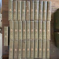 Harvard Classics 1910 Complete Set of 51 Vol Alumni Limited Edition Numbered