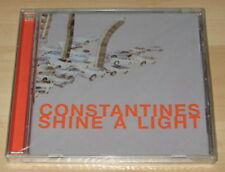 Constantines - Shine A Light (CD 2003). NEW & SEALED