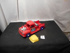 Old Revell Plumbing Service Truck