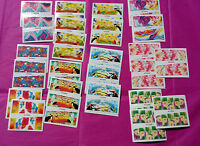 "25 Sets Tropical Rainbow Nail Art Stickers Water Decals Transfer C 2.75"" #G"
