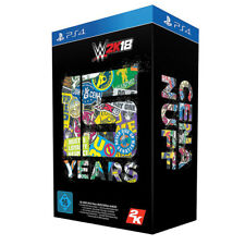 WWE 2K18 - Collectors Edition - Cena Edition - PS4 PlayStation 4 - NEU & OVP