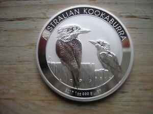 "Münze Australien ""Kookarurra 2017"" - 1 Unze 999 Silber"
