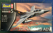 Tornado F.3 ADV - 1/48 scale Revell unassembled aircraft kit#03925