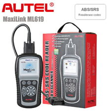 Autel Autolink ML619 AL619 OBDII 2 SRS ABS Auto Diagnostic Scanner Code Reader