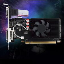 Game Video Graphics Card GPU HD 6450 2GB DDR3 64Bit VGA/DVI/HDMI PCI-Expressx