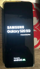 New Samsung Galaxy S20 (Live Demo Unit) Gray - Please Read Description
