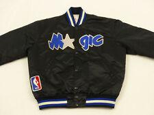 Orlando Magic Starter Retro Bomber Jacket NBA Basketball Black Size: M Tip Top