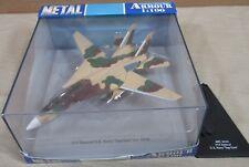 Armour F14 Tomcat Aircraft U.S. Navy Top Gun Airplane DieCast 1:100 NEW Box Torn