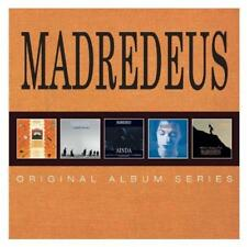 Madredeus - Original Album Series (NEW 5CD)