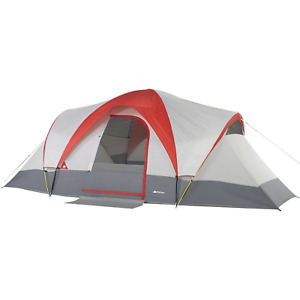 Ozark Trail 9-Person Weatherbuster® Dome Tent, with Built-In Mud Mat