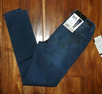 NWT Womens SEVEN 7 Legacy Blue Skin Fit High Rise Denim Jeans Pants Size 12 $69