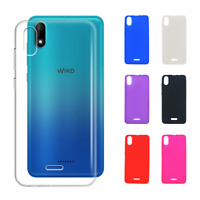 """TC Etui Gel TPU Silicone Housse Coque Pour Wiko Y60 (4G) 5.45"""""""