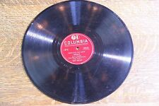 """78 1940s Eddy Duchin """"Rosalie"""" """"What Is This Thing Called Love"""" COLUMBIA 36543"""