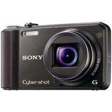 Sony Cyber-shot DSC-H70 16.1MP Digital Camera - Black
