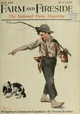 FARM AND FIRESIDE MAGAZINE 1889-1921 country living farm history 575 ISSUES DVD