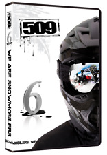 """509 VOLUME 6 SNOWMOBILE DVD (2011) """"WE ARE SNOWMOBILERS"""", EXTREME SNOWMOBILING"""