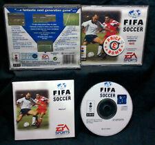 FIFA INTERNATIONAL SOCCER Jeu P3DO