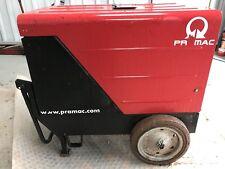 PRAMAC P6000 Diesel Generator 6 kva Yanmar Engine