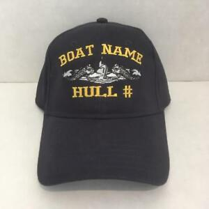 USS Cavalla SSN 684  - Embroidered Submarine Ball Cap - Otto - BC Patch