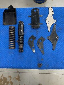 Vincent Black Prince Knight Series D parts lot