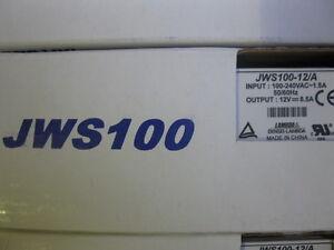 Lambda JWS100-12/A 12v 8.5A Power Supply 100-240 VAC