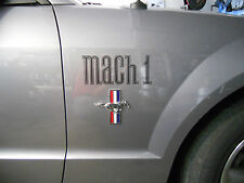 Mach 1 mustang decals pair any color any year97 98 99 00 01 02 03 04 05 06 07 08