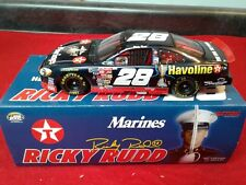 Ricky Rudd #28 Texaco Armed Forces / Marines 1:24 By Action Collectibles