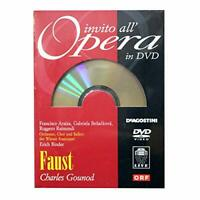 Faust - Invito all'Opera in DVD - Deagostini DL001392