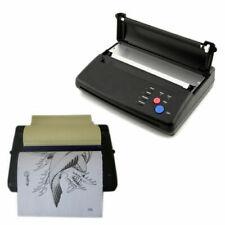 A4 Tattoo Thermotransfer Maschine Thermischen Kopierer Drucker Thermokopierer
