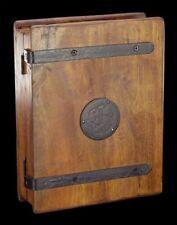 Medieval Madera Caja de llaves - Tablero de llaves TECLADO Gancho