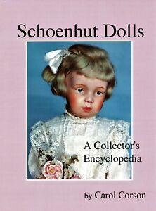 Antique Schoenhut Wood Dolls - Details Models Marks (539 Photos) / Scarce Book