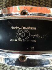 "Harley Davidson SHOVELHEAD 80""air Cleaner Cover AMF Ham Can Old Fx FL"