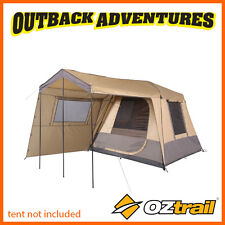 OZtrail Fast Frame Side Wall Tent Kit Tarp Suit 240 300 420 Cabin Camping Tourer