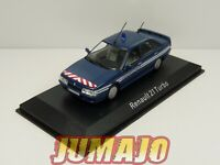 NOR7A VOITURE 1/43 NOREV : RENAULT 21 Turbo Gendarmerie 1989