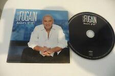 MICHEL FUGAIN CD 1 TITRE PROMO AMOURS GRIGRI. POCHETTE CARTONNEE. CARDSLEEVE.