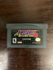 Mega Man Battle Network 1 (Nintendo Game Boy Advance, 2001) GBA Tested Authentic