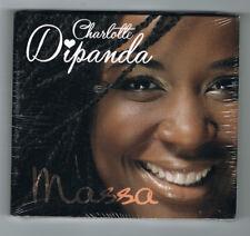 ♫ - CHARLOTTE DIPANDA - MASSA - CD + DVD - 2015 - NEUF NEW NEU - ♫