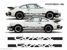 2011 /& up Porsche 911 Carrera 998 911R-style hood racing stripes GT3 GTStyle 2