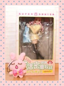 ❤️FuRyu Super Sonico SoniComi Clothes Changing Time Special Anime Figure Japan❤️