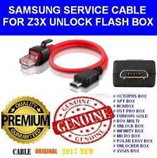 Z3X BOX SAMSUNG S2 S7 Uart UST Pro Octopus Micro SPT Casella Sbloccare Sblocco Cavo
