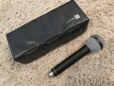 Beyerdynamic M88 N(C) Vintage Dynamic Supercardioid XLR Microphone Case Germany