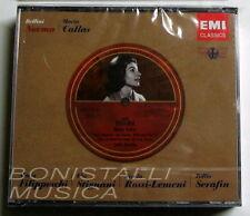 V.Bellini, NORMA - CALLAS, FILIPPESCHI, STIGNANI - SERAFIN - 3 CD Sigillato
