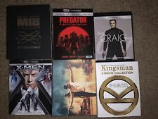 $15-$30 4K And Steelbook 4K. Pick And Choose! Free Shipping With 5+ Purchased