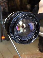 RARE!! Olympus OM-System G.ZUIKO Auto-S 1:1.4 f=50mm / 50mm F1.4 Lens